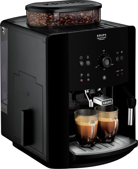 Krups Arabica Picto EA8110 - Espressomachine