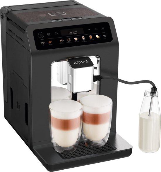 Krups Evidence One EA895N - Volautomatische espressomachine - Zwart