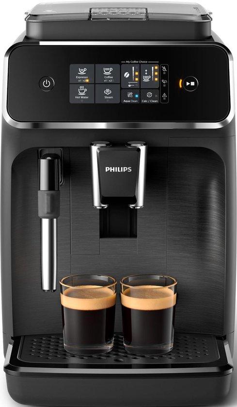 Philips 2200 EP2220/10 beste prijs, review en gebruiksaanwijzing