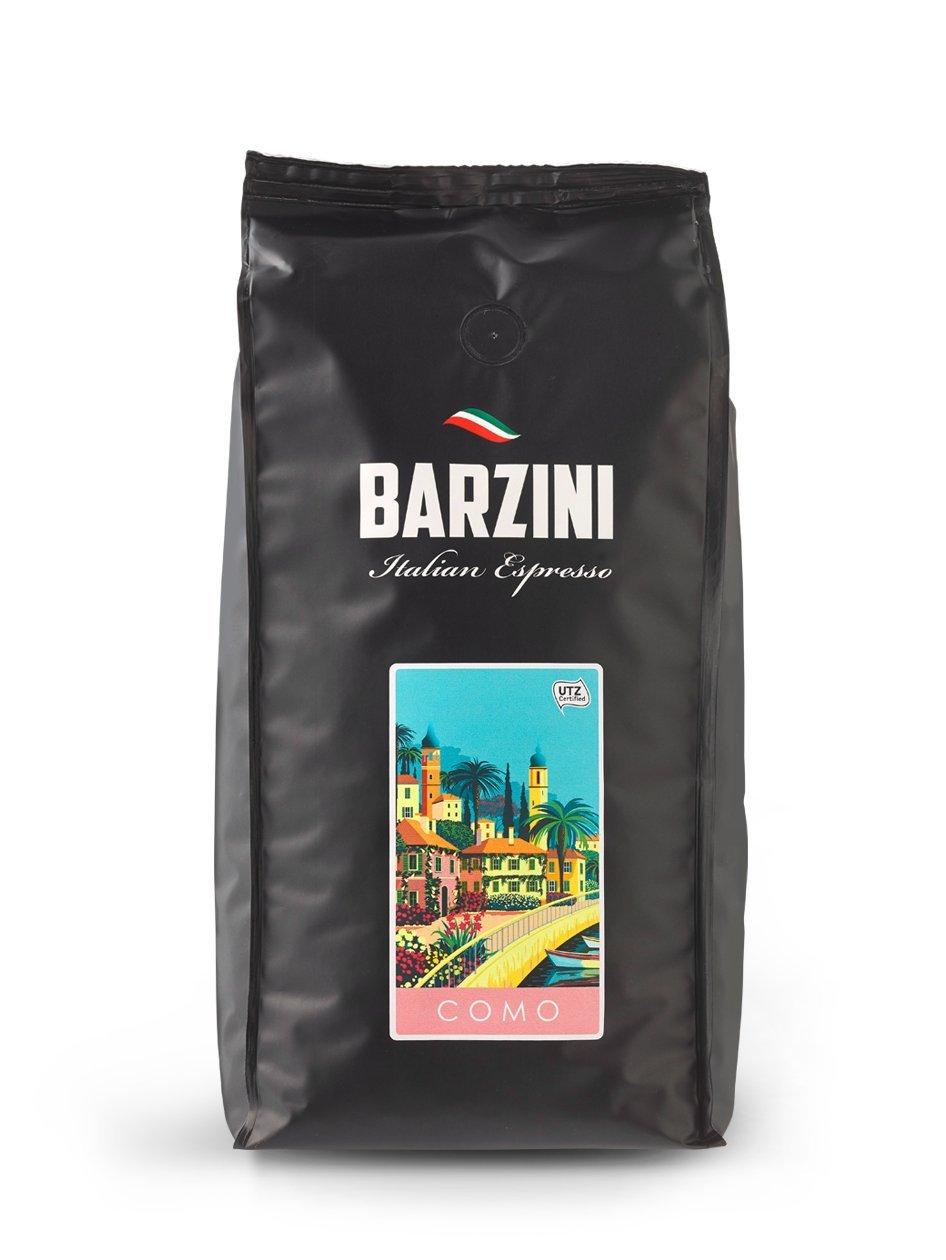 Barzini Como Extra Dark Roast – 1000g