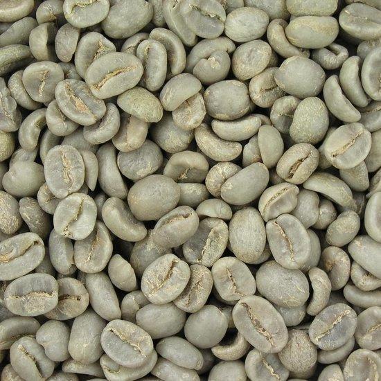 Groene Koffie Bonen 100% real Arabica COLOMBIA - 5 x 1 kg