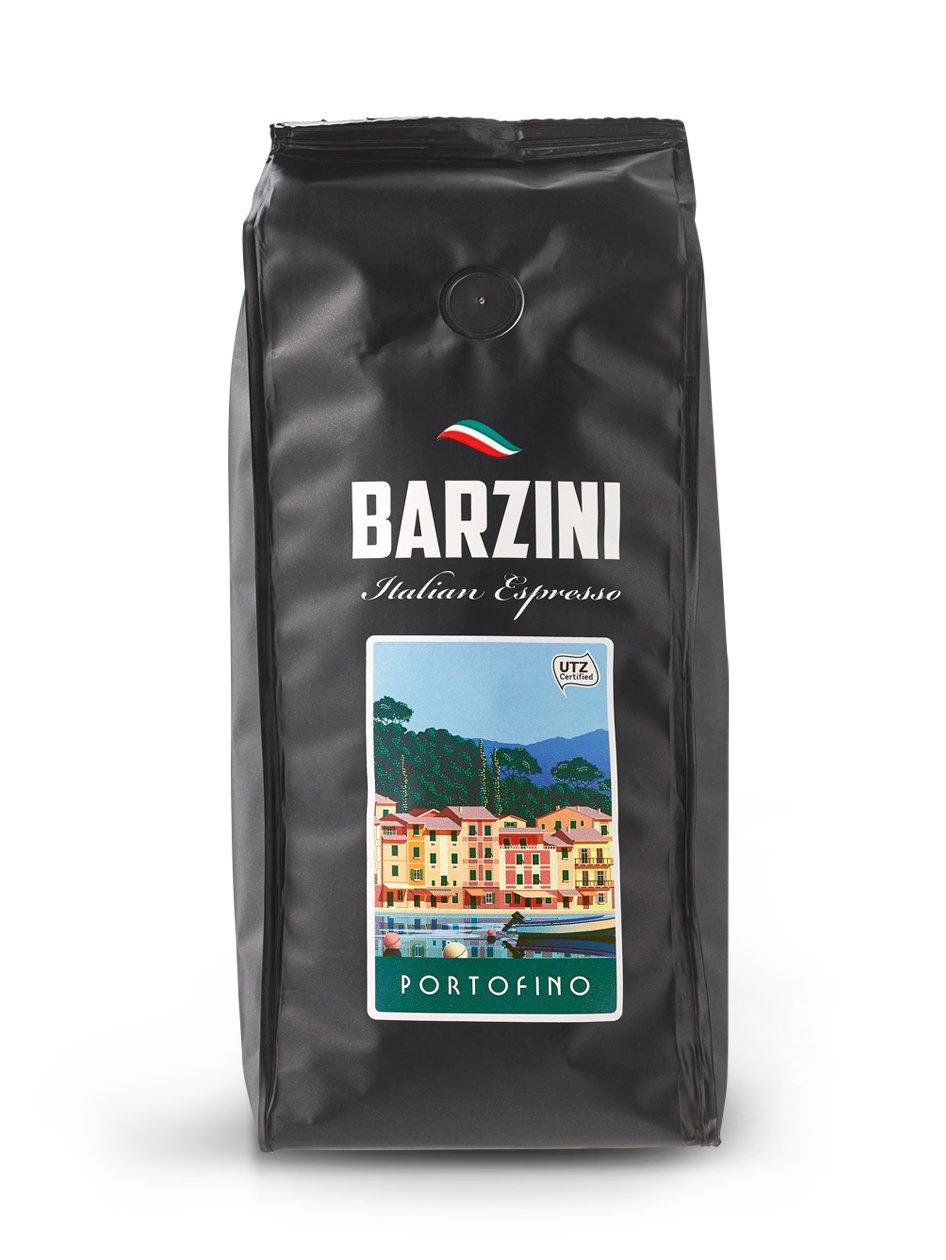 Barzini Portofino Light Roast – 500gr